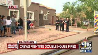 FD: 80 messenger pigeons killed in Phoenix fire
