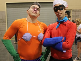 The best cosplay we found at Phoenix Comic Fest