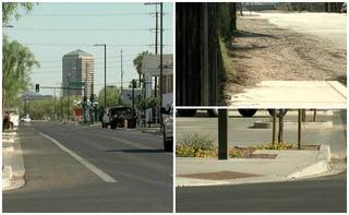 Phoenix officials focusing on pedestrian safety