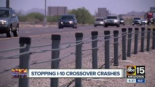 Victim family pushes for cable barriers on I-10