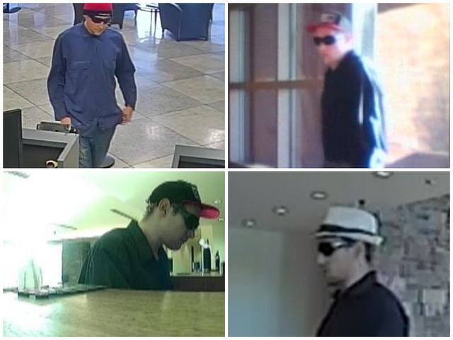 Fbi Searching For Chedda Bandit Wanted In Four Valley