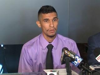 VIDEO: Mesa officer mocks bloody suspect