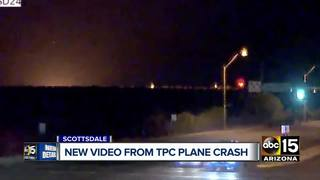 Body cams show aftermath of deadly plane crash