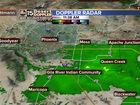 RADAR: Tracking rain across the Valley
