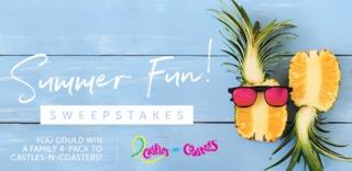 RULES: Castles-N-Coasters Summer Fun Sweepstakes