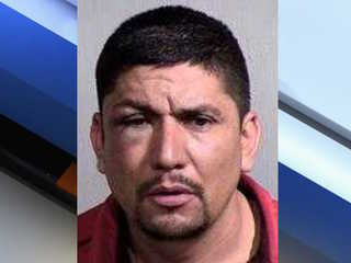 MCSO searching for Goodyear homicide suspect