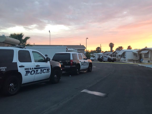 PD: Officers involved in shooting in Mesa