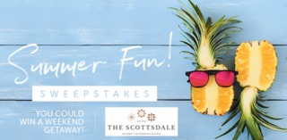 RULES: Scottsdale Resort Summer Fun Sweepstakes