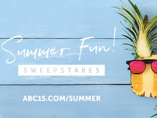 Enter to win in our Summer Fun Sweepstakes!