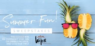 RULES: We-Ko-Pa Summer Fun Sweepstakes