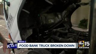 Mesa food bank in need of help