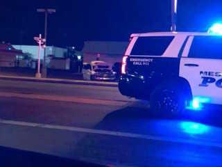 PD: Waymo vehicle involved in Mesa car crash