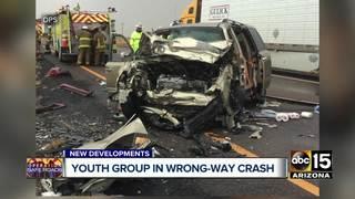DPS: 2 dead, 5 hurt in wrong-way crash on I-40