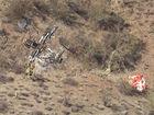 Small plane crashes north of Wickenburg