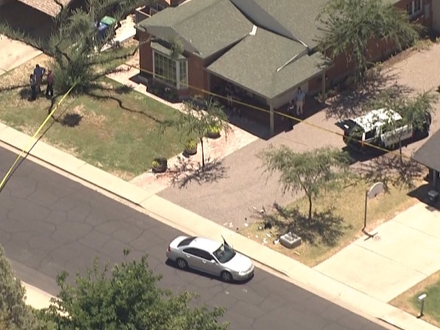 Police involved in shooting in Mesa