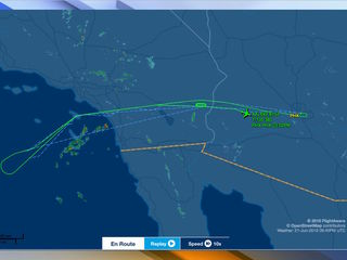 Flight from AZ to Hawaii forced to turn around