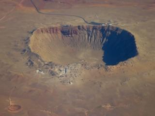 BOOM! World's biggest meteor crater is in AZ