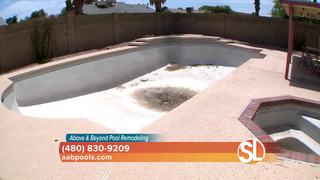 Veteran remodels pools for FREE