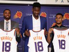 Ayton arrives as symbol that Suns are rising