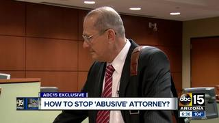 ROUND 2: AG steps in again to stop serial-suer