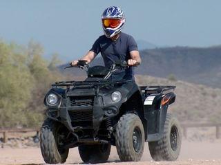 Take an ATV tour through the Tonto Natl Forest!