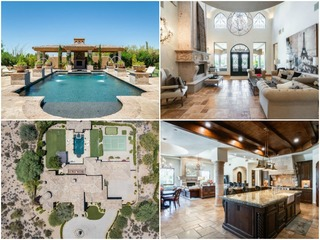 PHOTOS: Scottsdale home on sale for $4M