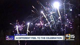 AZ businesses feel impact of canceled fireworks