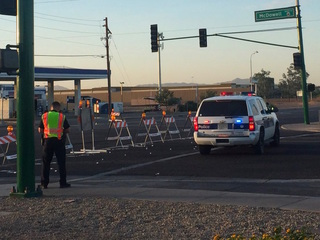 Crashes into power equipment spike in Valley