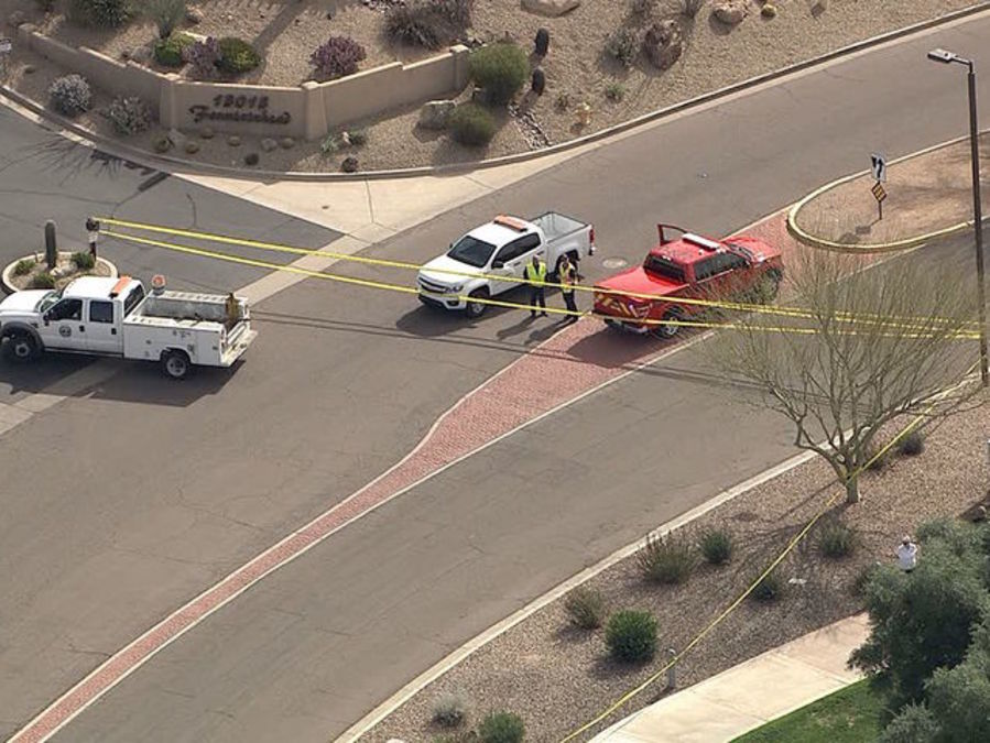 Alex Bashaw Update Man Indicted In Fountain Hills Crash That Killed - Fountain hills car show