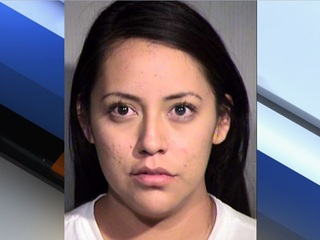 PHX PD: Woman passed out in car with kid inside