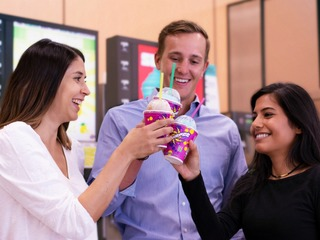 7/11| Free slurpees, $1 hot dogs at 7-Eleven