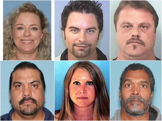PHOTOS: 40 deadbeat parents wanted in the Valley