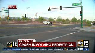 15-year-old boy in hospital, hit by car in PHX