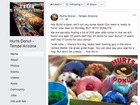 MONDAY: Hurts Donut jumps on 'Pay Your Age' deal