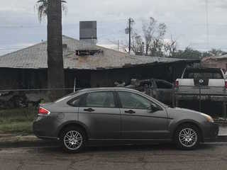 PD: Stolen car crashes, leads to PHX house fire
