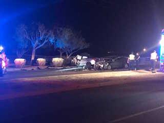 FD: 4 kids, 2 adults injured in Phoenix crash
