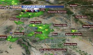 LIVE RADAR: Track storms around Arizona