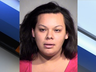 PD: Mother accused of abusing 2-month-old son