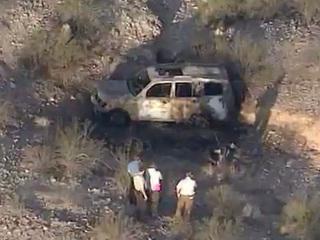 MCSO: Man killed in fiery Buckeye crash