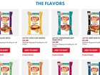 Deep-dish pizza? Lay's has 8 new chip flavors