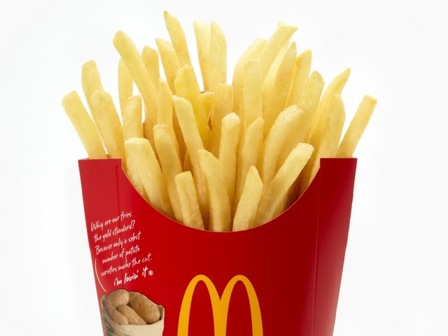 how to get free medium french fries from mcdonald s for the rest of 2018