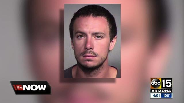 Citizen challenges armed carjacker- forcing him to flee in Tempe