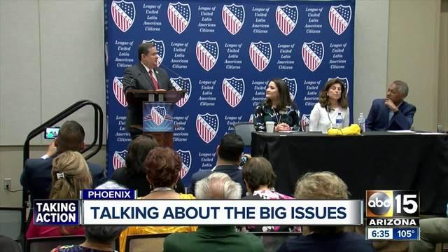 LULAC National Convention tackling tough issues facing Hispanics