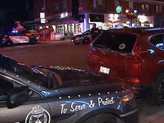 2 dead, 12 hurt in Toronto shooting; gunman dead