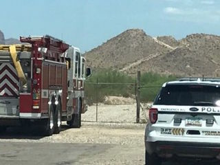 Transient found dead near Apache Junction trail