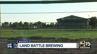 Buckeye neighbors fighting proposed development