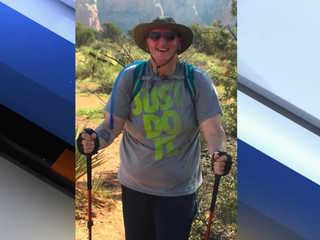 Missing hiker rescued by helicopter in Sedona