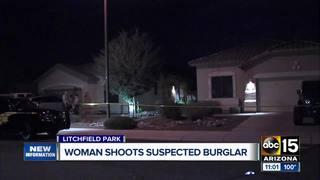 MCSO: Man shot during Litchfield Park break-in