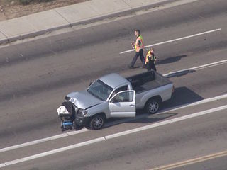 PD: Person in wheelchair hit by vehicle in PHX