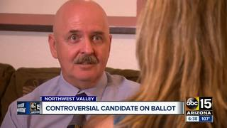 Former AZ Justice of the Peace back on ballot